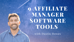 software tools affiliate managers need