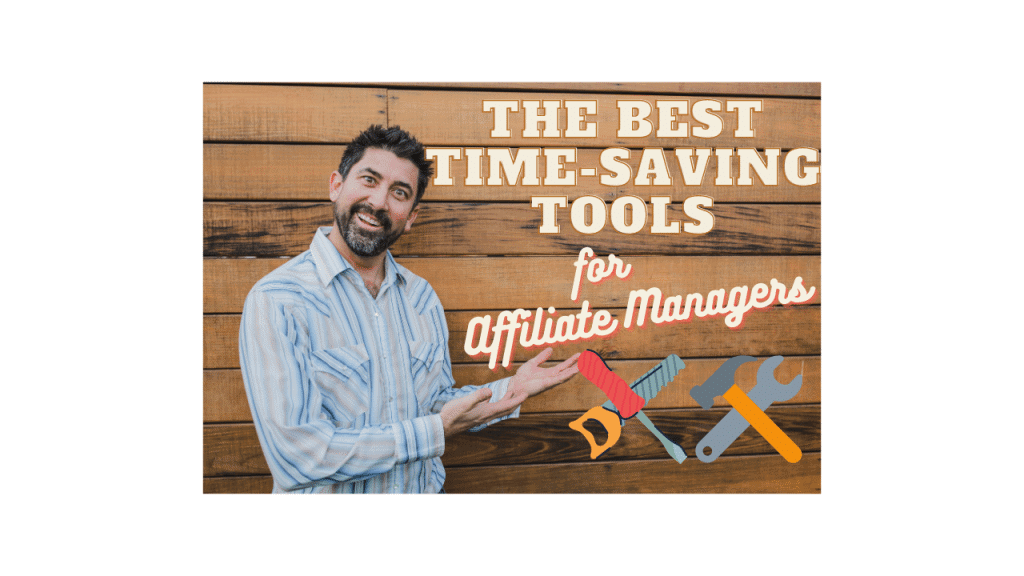 affilate management tools